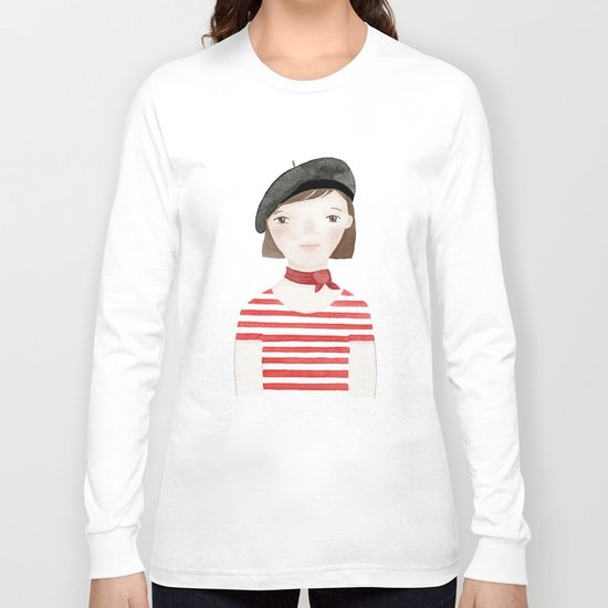 Linette - in color Long Sleeve T-shirt