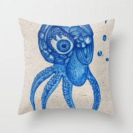 Rauthulus Throw Pillow