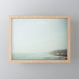 San Pedro Framed Mini Art Print