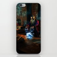 wizard iPhone & iPod Skins featuring Wizard by Digital Dreams