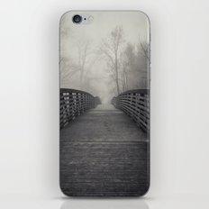 into the fog iPhone & iPod Skin