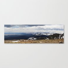The Front Range Canvas Print