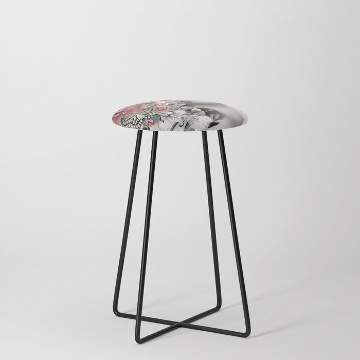 Bloom 7 Counter Stool