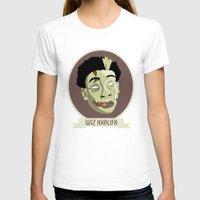 wiz khalifa T-shirts featuring zombie wiz by Sneaker Pie