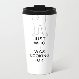 Looker Metal Travel Mug