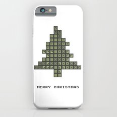 Tetrismas Tree iPhone 6s Slim Case