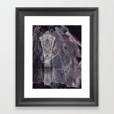 heavy weather Framed Art Print