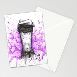 My slim body Stationery Cards