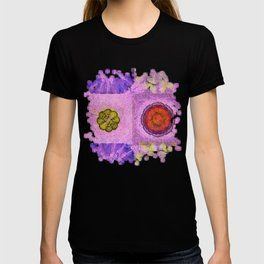 Blowess Make-Up Flowers  ID:16165-113145-47260 T-shirt