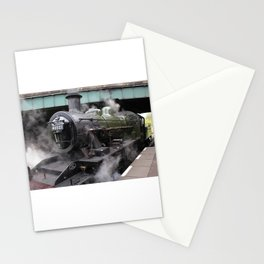 Vintage Steam Engine Stationery Cards