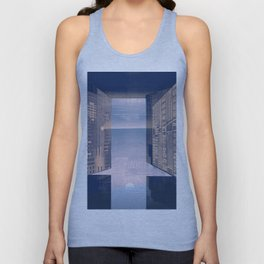 Room -A- Post Biological Era Unisex Tank Top