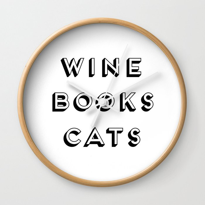 photograph relating to Printable Quotes About Life called Wine Guides And Cats Estimate, Lifetime Creative imagination And Motivational Estimates, Significant Printable Pictures Wall Clock by way of radub85