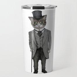 Mr.cat Travel Mug