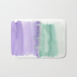 Color Blocking 12 Bath Mat