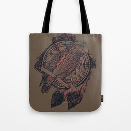 The Pirate's Assistant Tote Bag