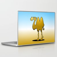 camel Laptop & iPad Skins featuring Camel by Cardvibes.com - Tekenaartje.nl