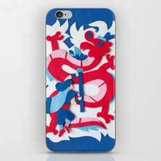 Dragon Slayer iPhone & iPod Skin
