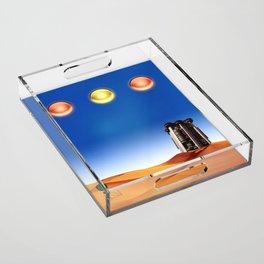 La España de J.Cuerda Acrylic Tray