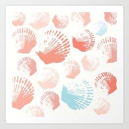 Seashells Art Print