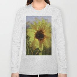 Colby Sunflower Long Sleeve T-shirt
