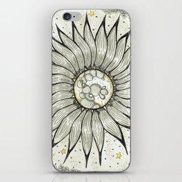 Flora Luna iPhone Skin