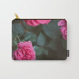 Roses blossom Carry-All Pouch
