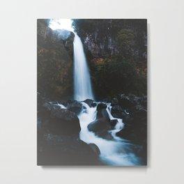 Dawson Falls Metal Print
