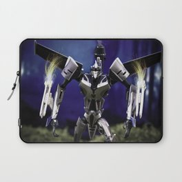 All Hail Starscream! Laptop Sleeve
