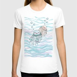 Cute jellyfishes T-shirt