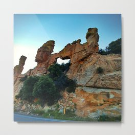Arizona Arch Metal Print