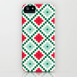 Patches iPhone Case
