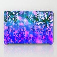 hawaiian iPad Cases featuring Hawaiian Holiday by Vikki Salmela