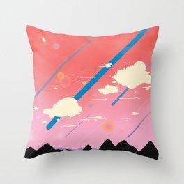 Full of Dreams Throw Pillow