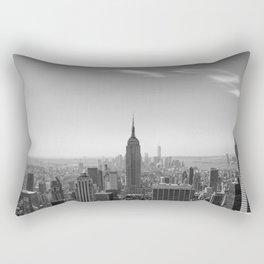 New York City - Empire State Building Rectangular Pillow