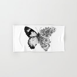 Butterfly in Bloom Hand & Bath Towel