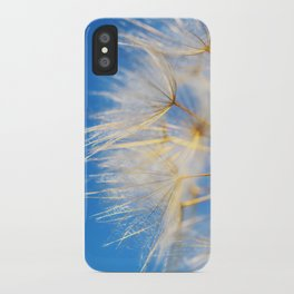 Giant Dandelion iPhone Case