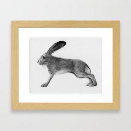 eins Framed Art Print