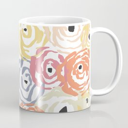 Colorful Flower Bundle Coffee Mug