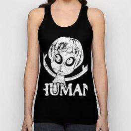 Humans Aliens Archaeology Meme T-Shirt Unisex Tank Top