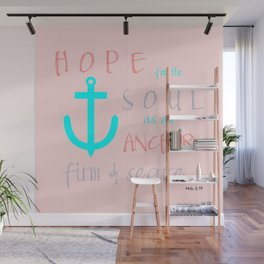 Christian Hope for the Soul Wall Mural