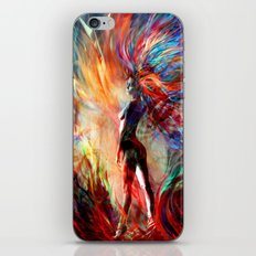 free your...something iPhone & iPod Skin