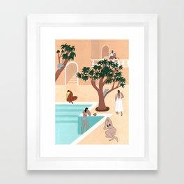 Cooke & Kin Framed Art Print