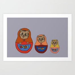Daisyoshka Art Print