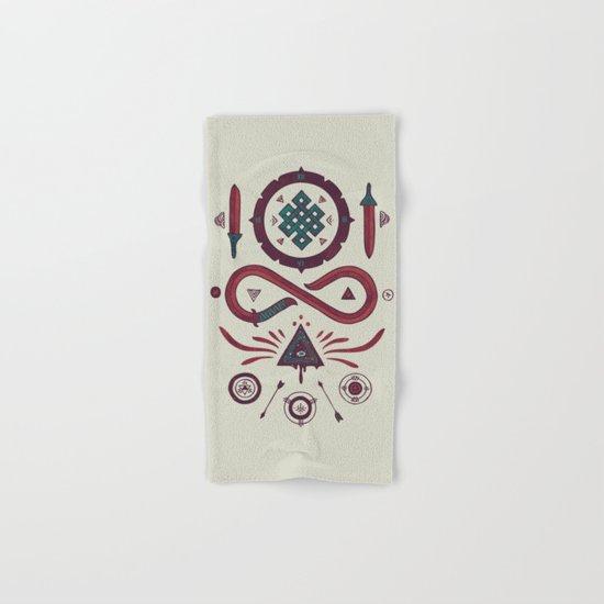 Endless Hand & Bath Towel