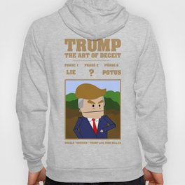 Trump - The Art of Deceit Hoody