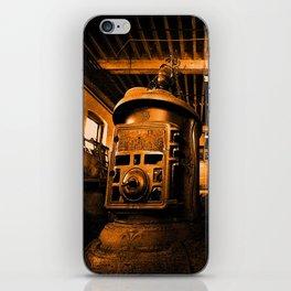 grimm iPhone Skin