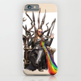 Commander Lexa - The 100 iPhone Case