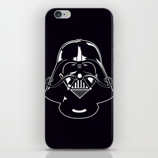 V for Vader iPhone & iPod Skin