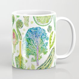 Harvest of Green Coffee Mug