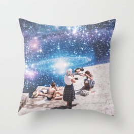 ANOTHER REALITY Throw Pillow